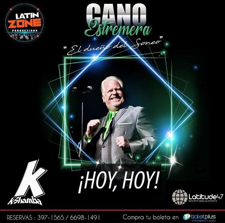 Cano estremeta  15 de septiempre 2017